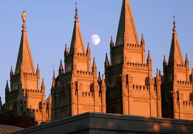 Ciudades para los aficionados a la historia - Salt Lake City, Utah