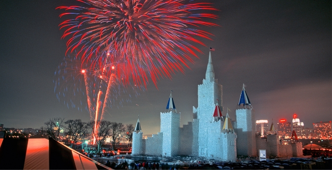 St. Paul Winter Carnival, St. Paul, Minn.