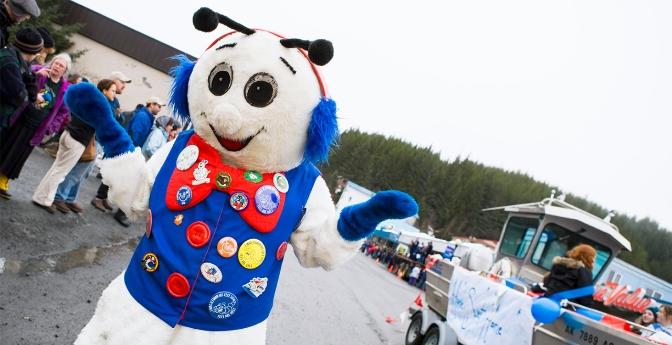 Cordova Iceworm Festival, Cordova, Alaska