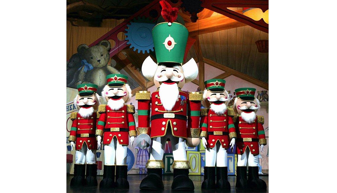 Ciudades que festejan la Navidad todo el año
