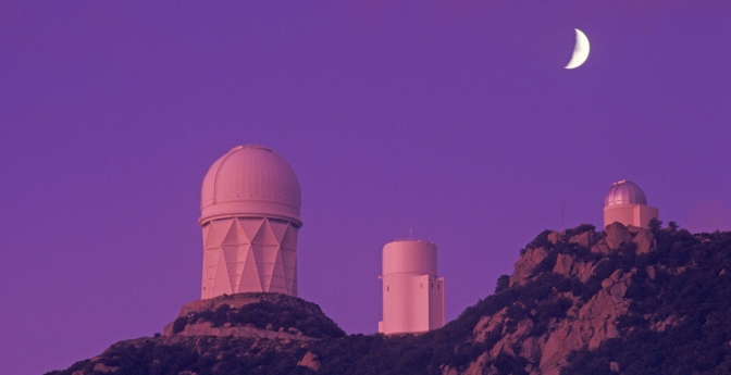 Kitt Peak National Observatory, Tucson, Arizona