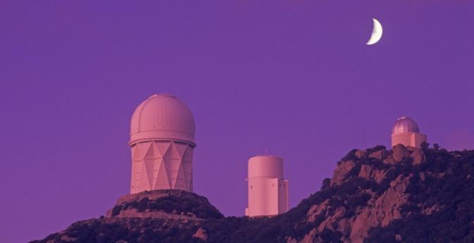 Kitt Peak National Observatory, Tucson, Arizona