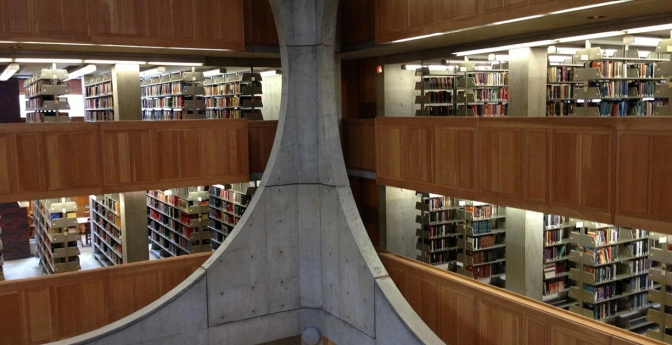 Phillips Exeter Academy Library, New Hampshire