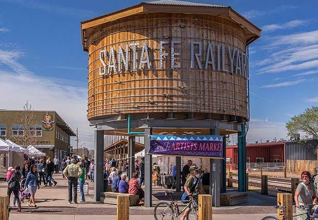 Mejores ciudades para el arte en EE.UU. - Santa Fe