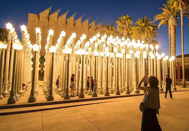 Mejores ciudades para el arte en EE.UU. - Los Angeles