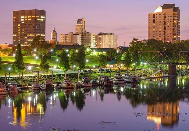 Mejores ciudades para el arte en EE.UU. - Augusta