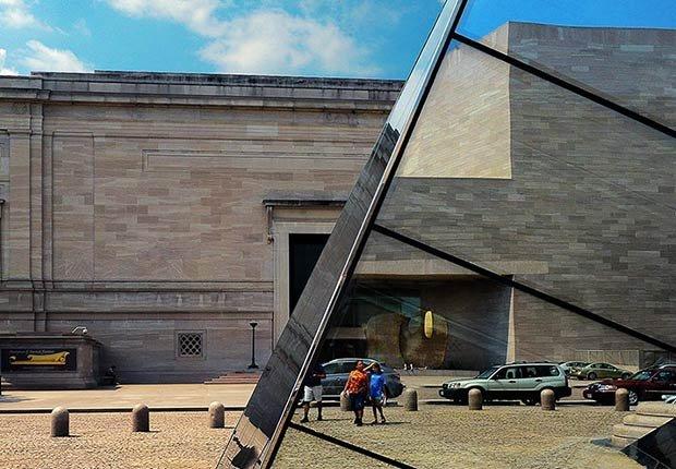 Mejores ciudades para el arte en EE.UU. - Washington DC