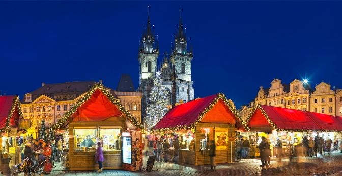 Christmas Market Cruises