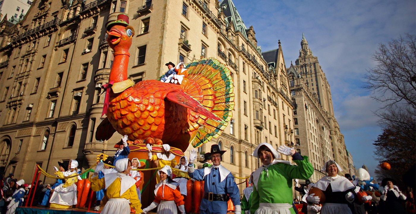 New York Thanksgiving Getaway