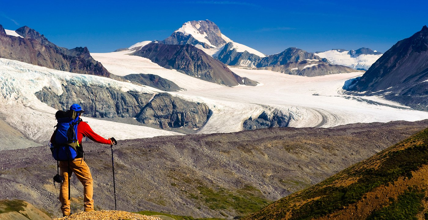 Wrangell-St. Elias National Park and Preserve, Alaska