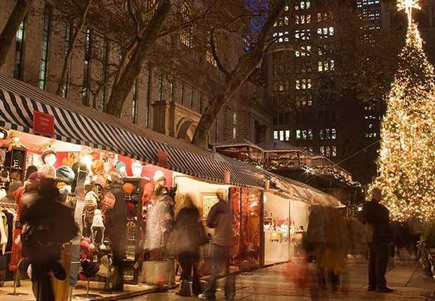 Affordable Winter Getaways - Christmas Market