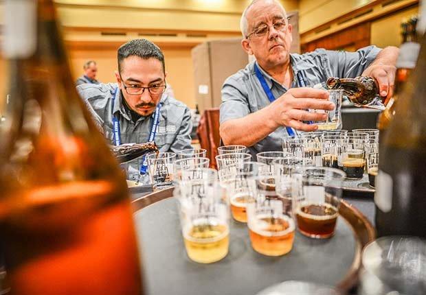 Ciudades donde la cerveza es única - Festival cervecero Great American
