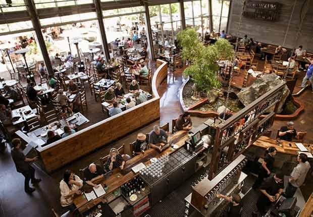 Ciudades donde la cerveza es única - Cervecería en San Deigo