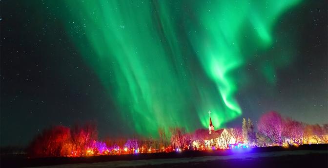 Iceland's Northern Lights