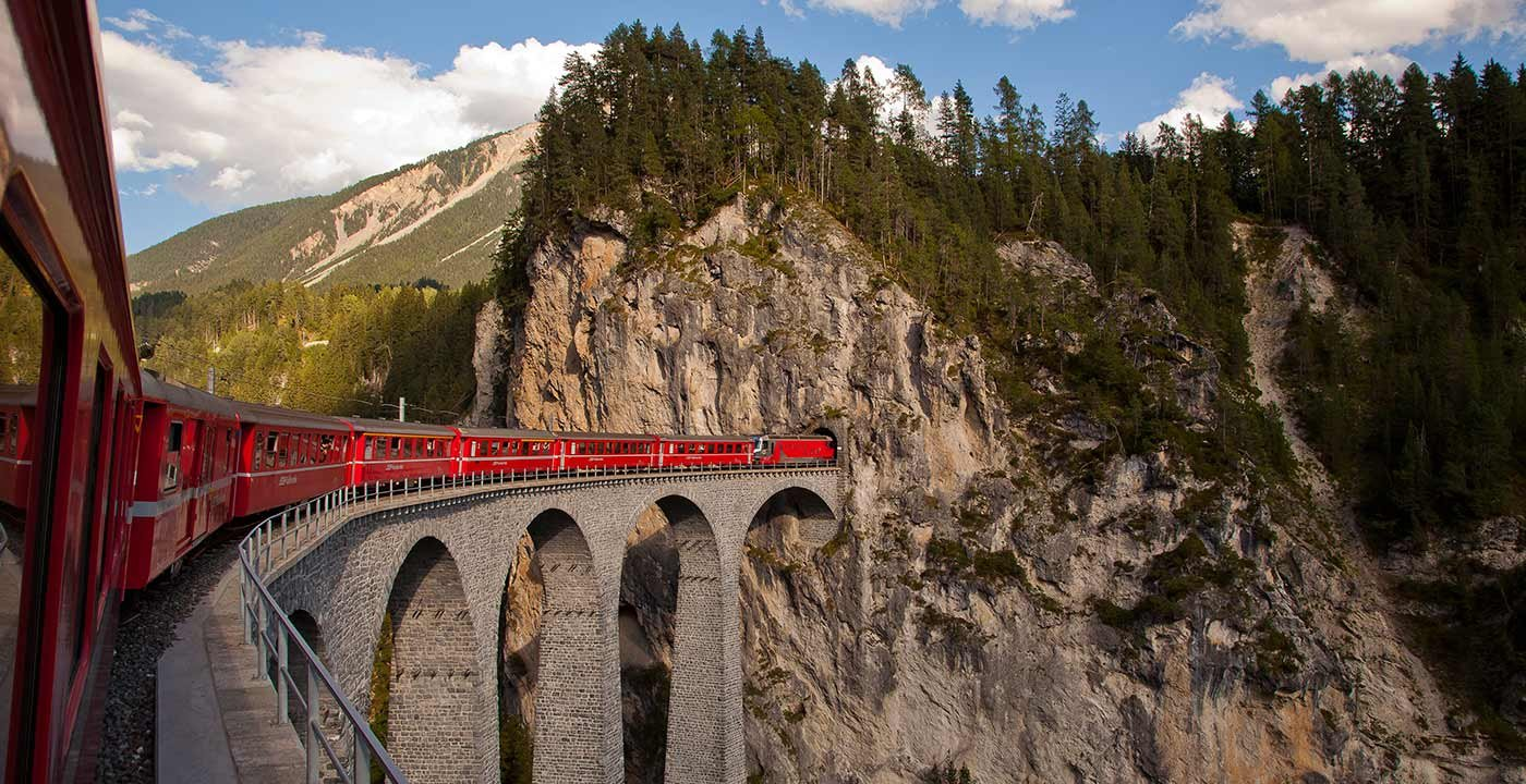 Scenic Train Trips, Rail Tours Across America - AARP