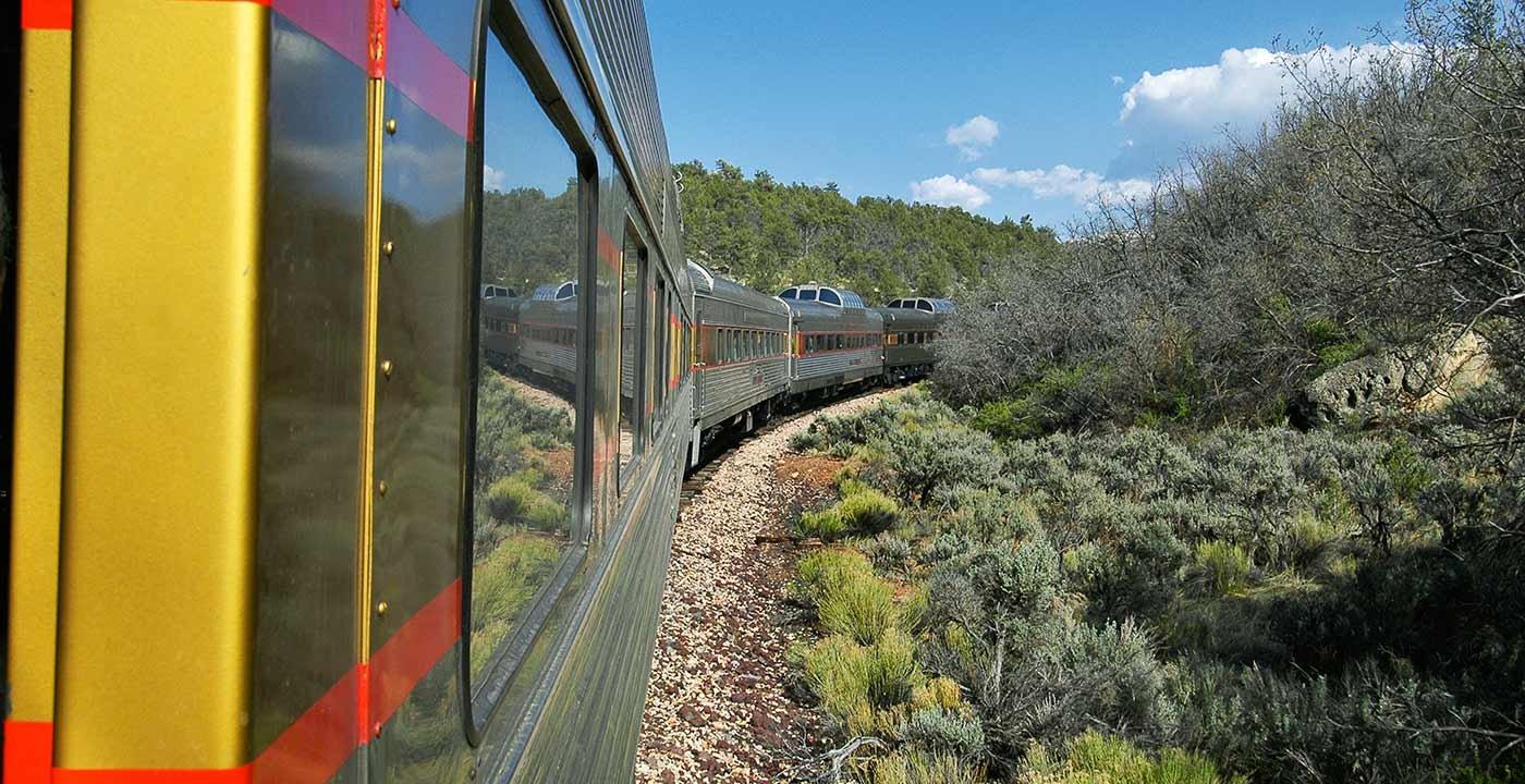 Grand Canyon Railway, Arizona