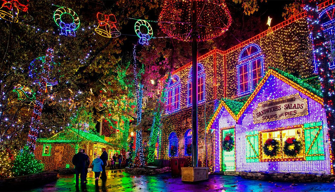 Holiday Light Shows