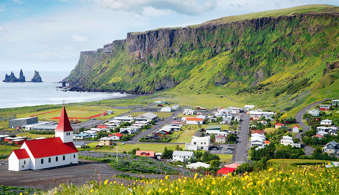 Panorama del turismo en el 2018 - Paisaje en Islandia