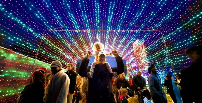 Trail of Lights (Austin, Texas)