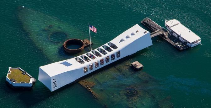 Seeing Pearl Harbor