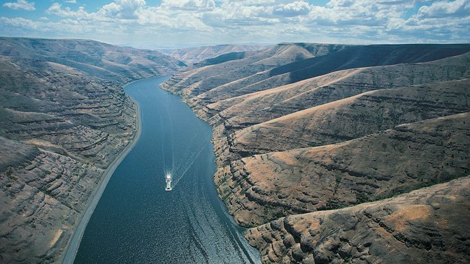 Columbia and Snake Rivers