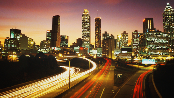 Atlanta is a bustling metropolis with a variety of fun and educational attractions.