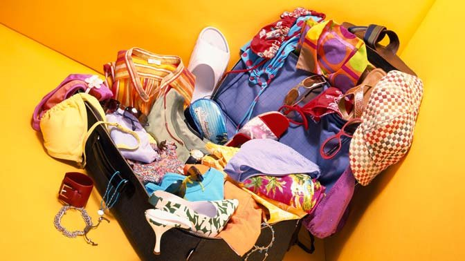 Common Mistakes When Packing for a Trip