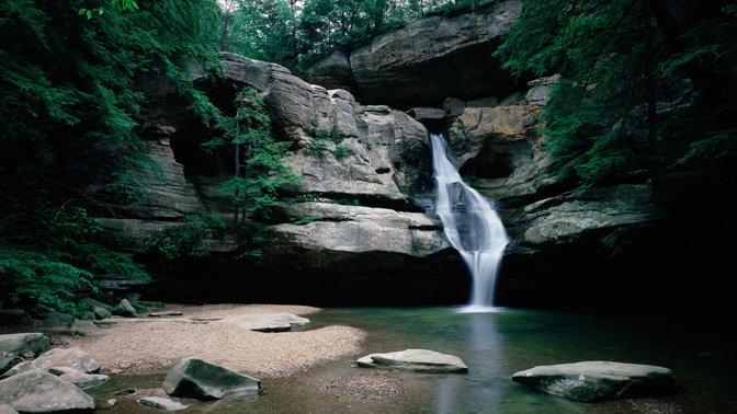 Cedar Falls, Logan, Ohio