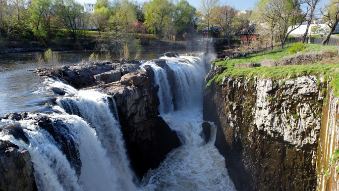 Great Falls of the Passaic, Paterson, New Jersey
