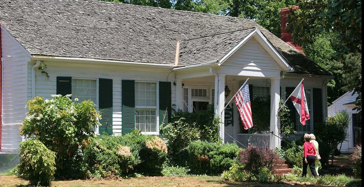 Tour Helen Keller's Birthplace