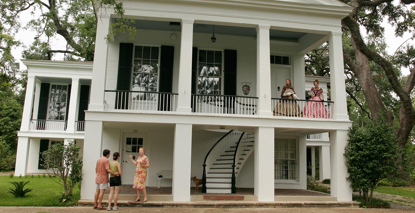 A Peek at Life in the Antebellum South