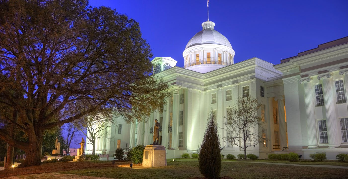 Montgomery State Capitol