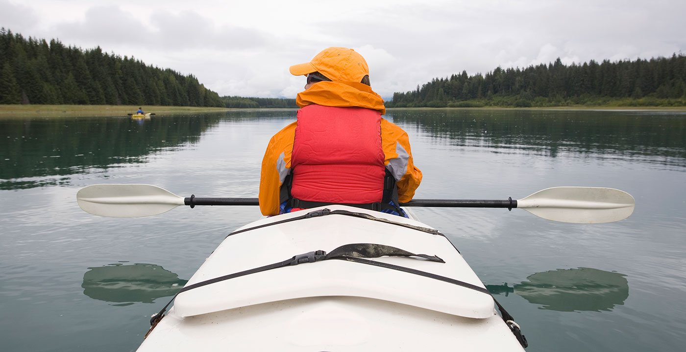 Create a Personal Adventure by Kayak
