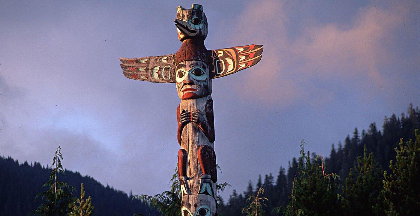 The Wooden Art of Alaskan Native Cultures