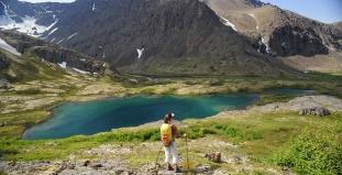 Mountains Around Anchorage