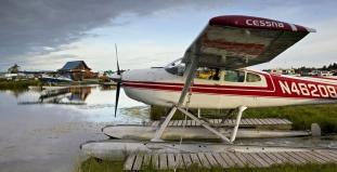 Flight Sightseeing in Anchorage