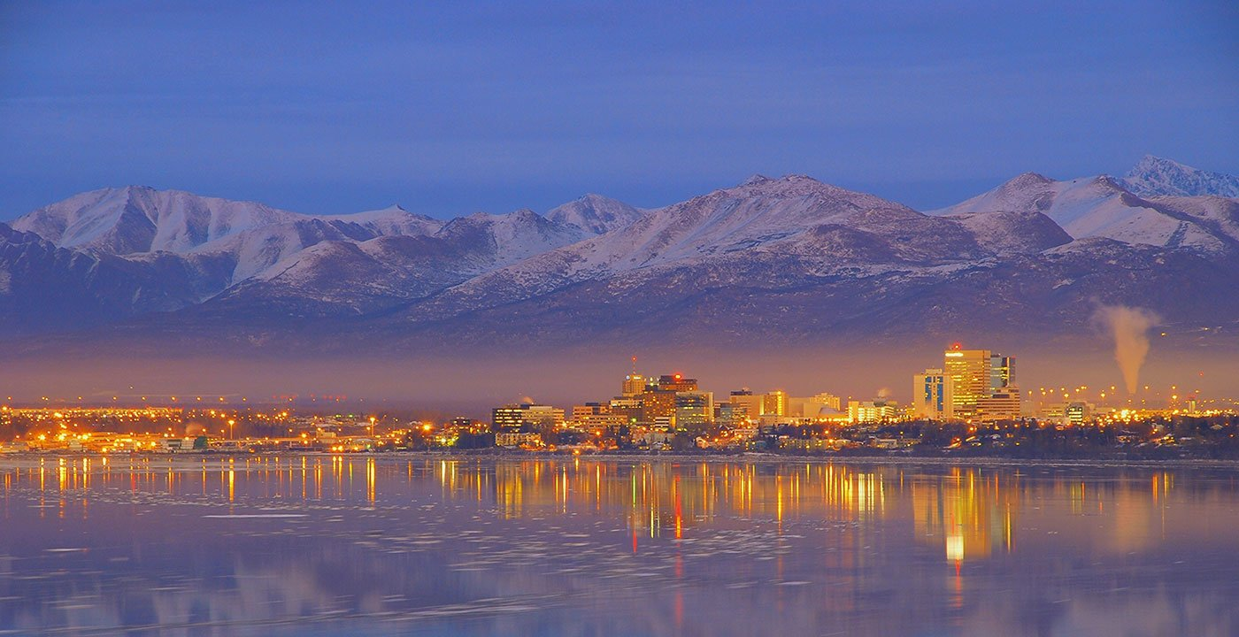 City View of Anchorage