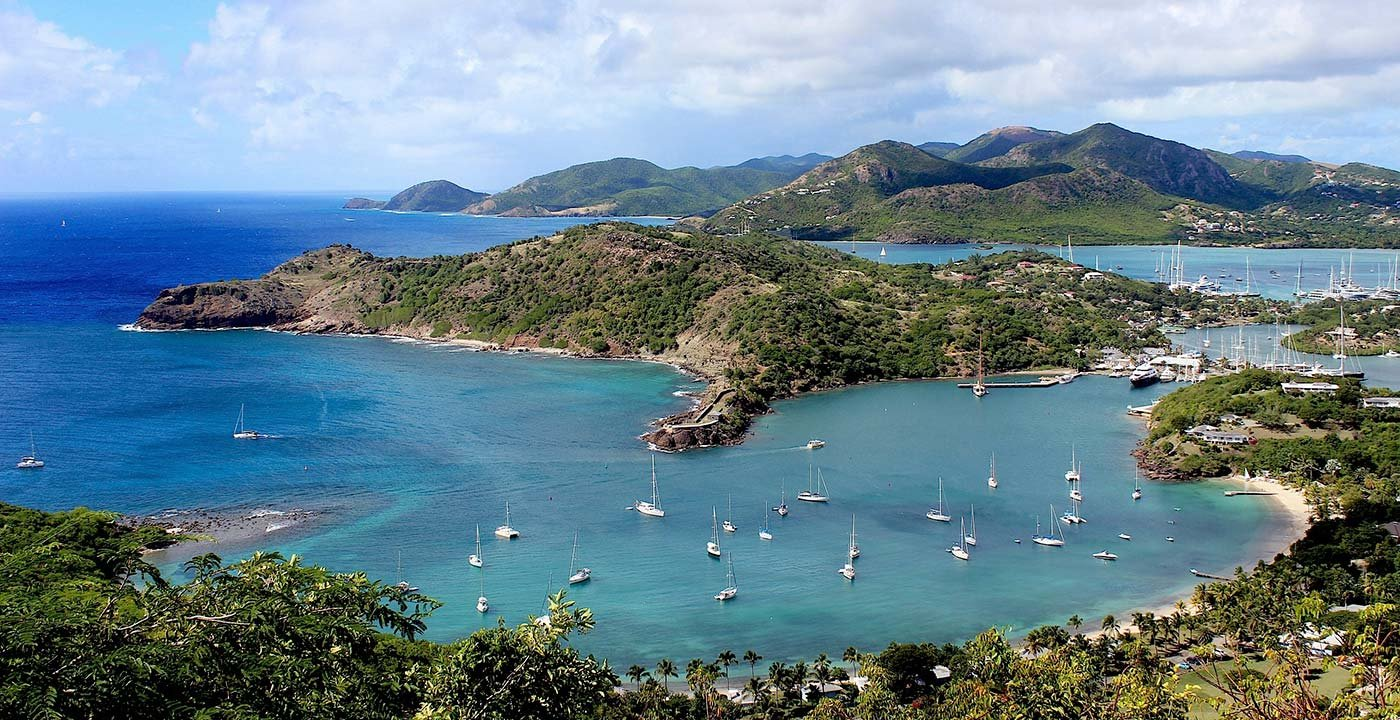 Antigua and Barbuda Inlet