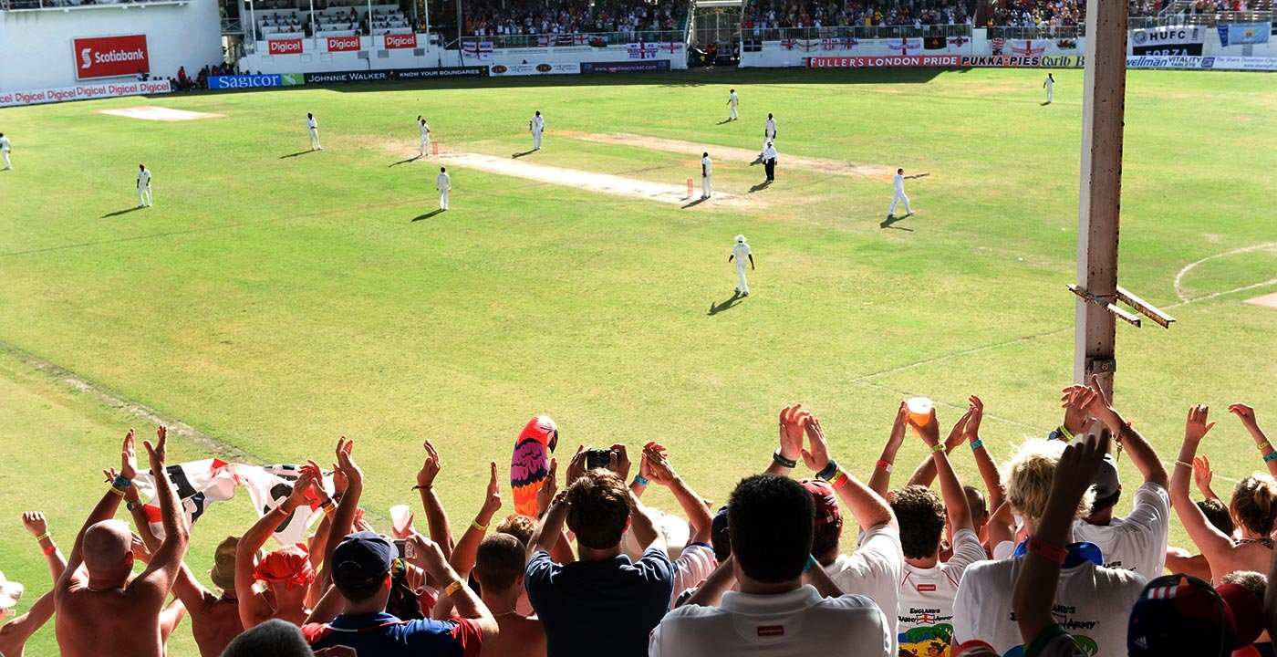 The Spirit of Antigua: Attend a Cricket Match