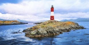Tierra del Fuego Lighthouse