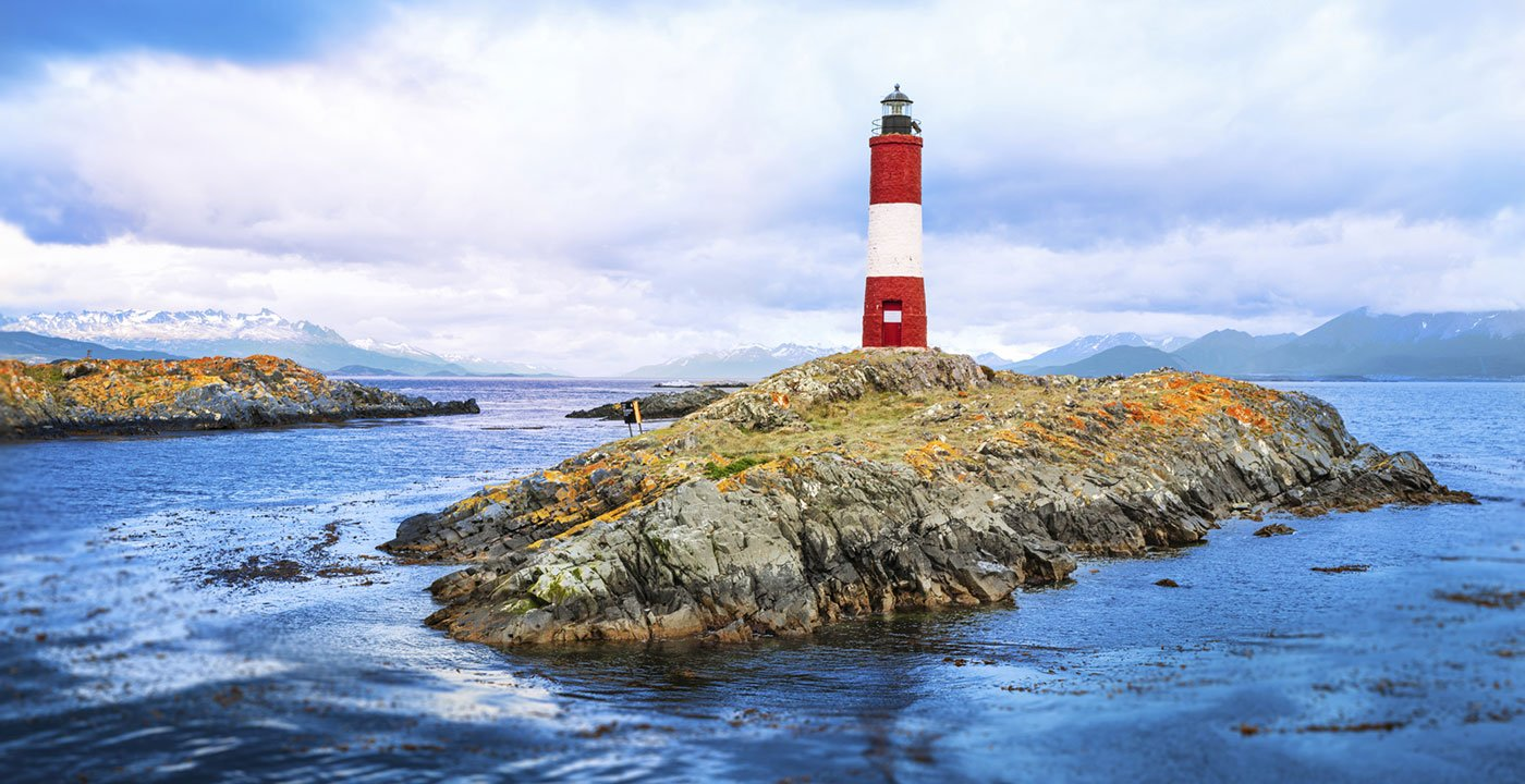 Tierra del Fuego Lighthouse