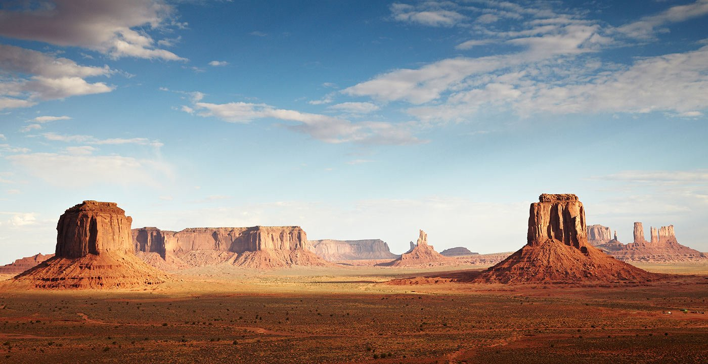 Immerse Yourself in the West's Most Iconic Landscape