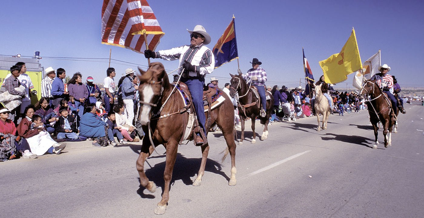 September Festival Celebrates Navajo Spirit