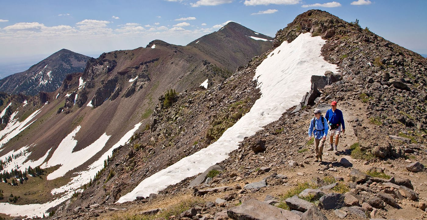 Ride Up Arizona's Highest Peak