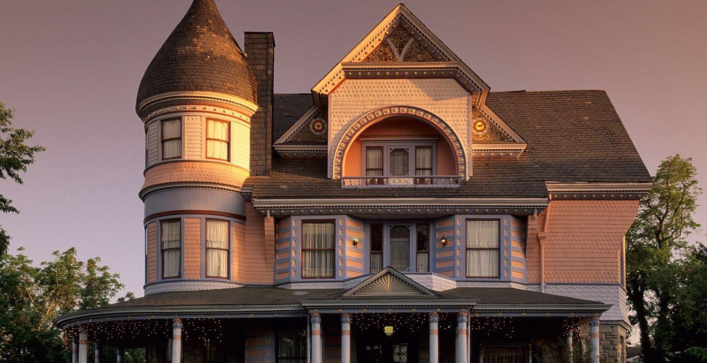 Queen Anne Mansion