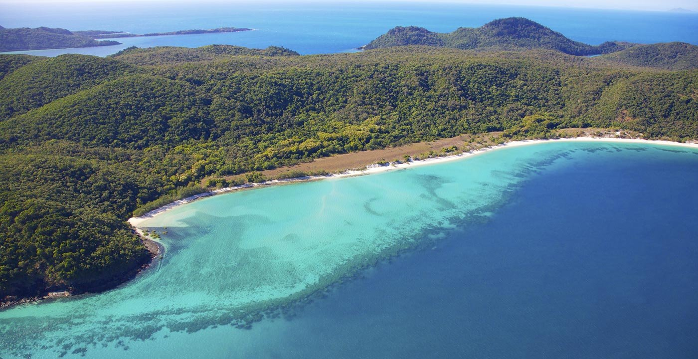 Great Barrier Reef Coastline