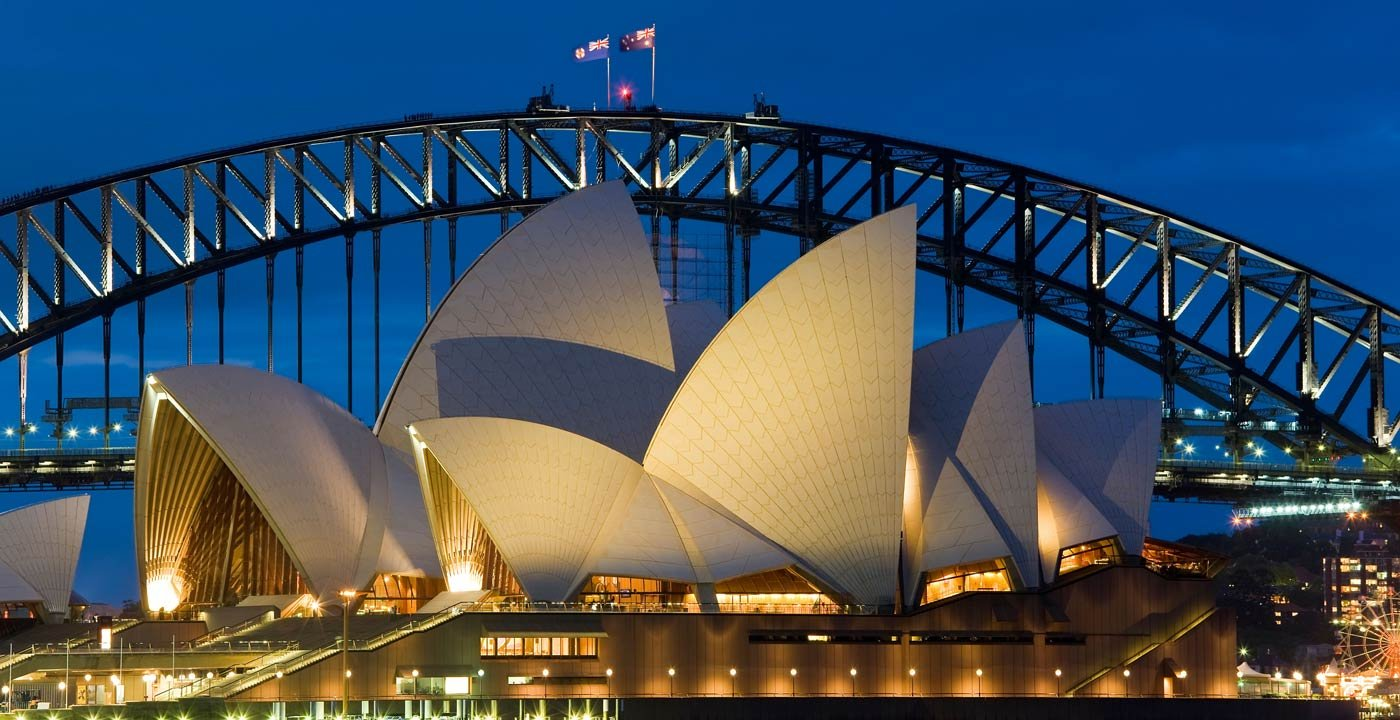 The Spectacular Sydney Opera House