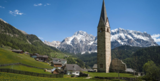 Innsbruck Tirol and Vorarlberg