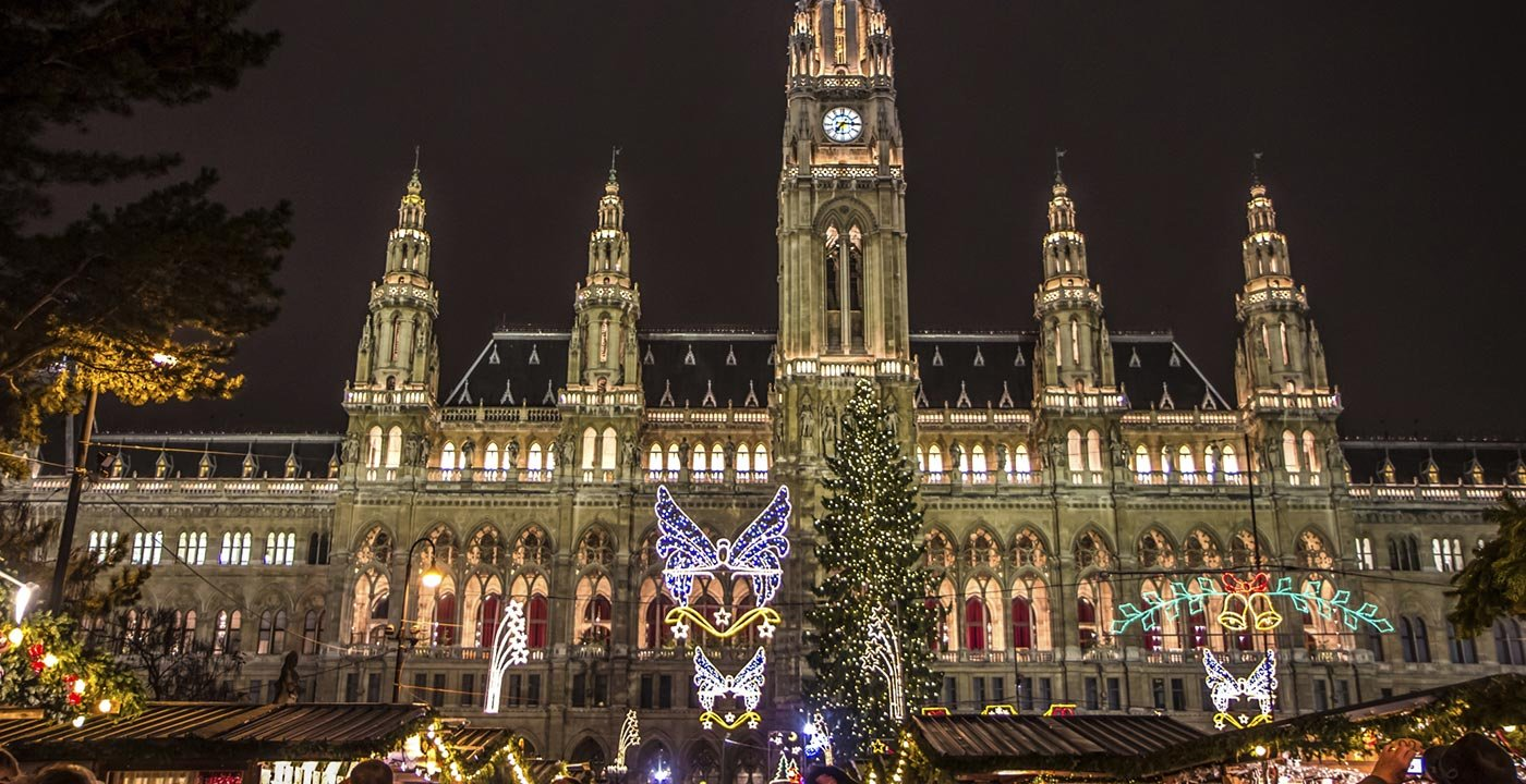 Christmas Market at Town Hall