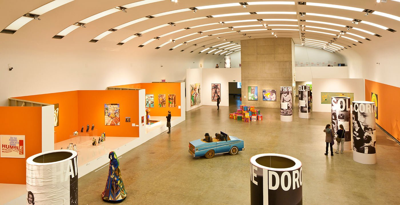 Explore the Museumsquartier Art Complex